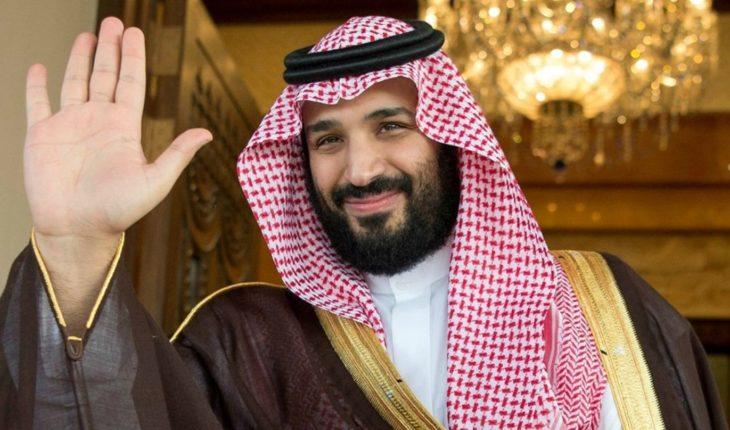 El Príncipe saudí ya está en la Argentina
