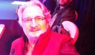 El actor Sergio Kleiner es hospitalizado