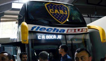 "El chofer de Boca sobre el ataque al micro: ""Pudo haber sido una tragedia"""