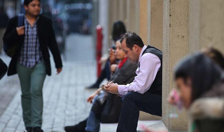 El desempleo subió a 7,1% entre agosto y octubre