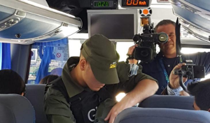 El despliegue policial que resguarda a los líderes del G20