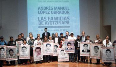 El lunes se creará la comisión especial para Ayotzinapa, adelanta Alejandro Encinas