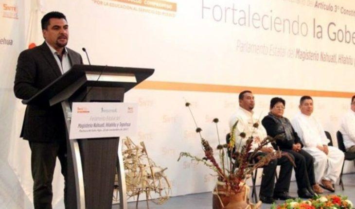 En Hidalgo tampoco quieren que regrese Gordillo al SNTE