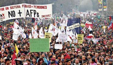 En picada contra las AFP: Informe Igualdad arroja que el 90% de las personas cree que las pensiones no alcanzan a cubrir las necesidades básicas