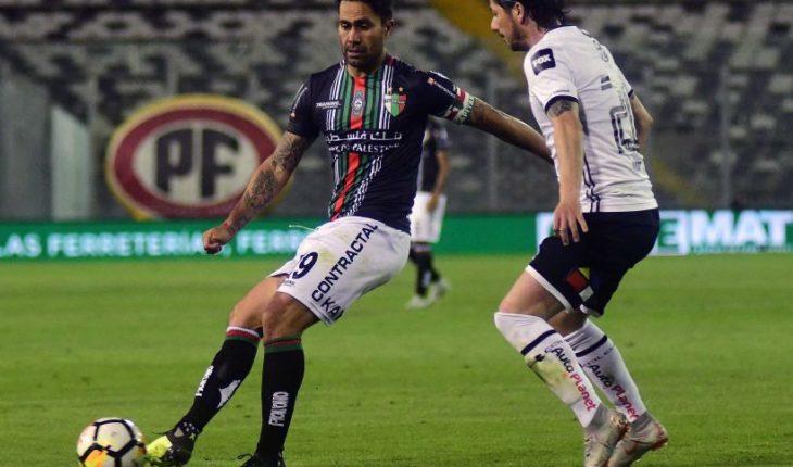 En un lánguido partido Colo Colo empató sin goles con Palestino
