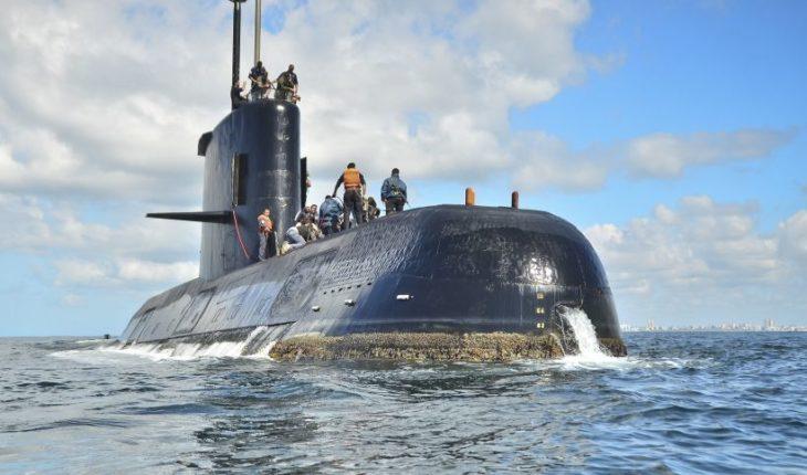 Encontraron restos del submarino ARA San Juan a un año de su desaparición