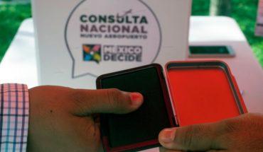 Equipo de AMLO presenta boleta para consulta del Tren Maya y otros 9 proyectos