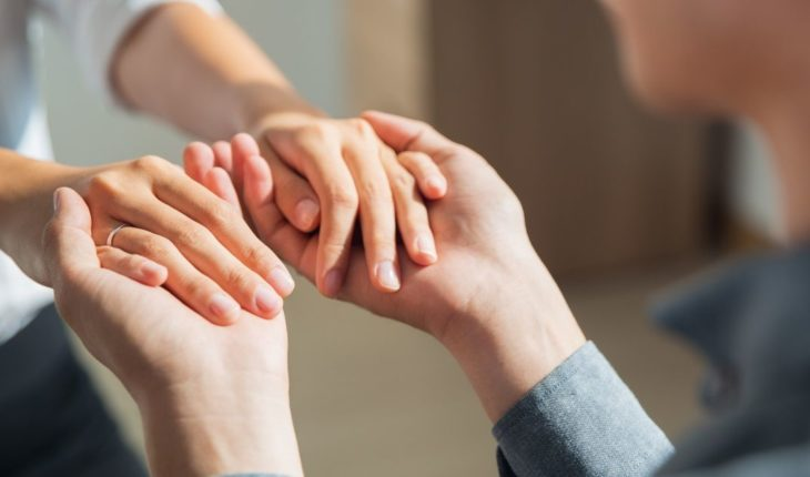 Es importante el apoyo de pareja en lucha contra el cáncer