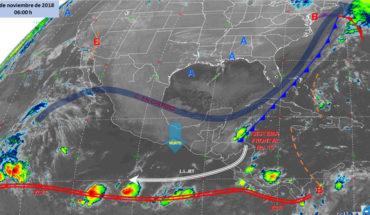 Este viernes se prevé ascenso gradual en las temperaturas y bajo potencial de lluvias en gran parte del país