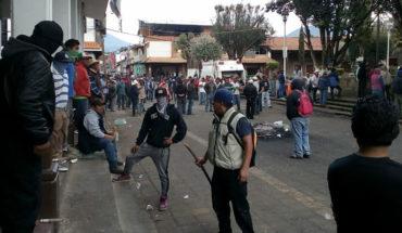 Ex candidata de Morena a la alcaldía de Nahuatzen se deslinda del conflicto