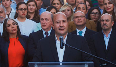 Exhorta Alfaro gobernador electo de Jalisco a próximo gobierno federal respetar el Federalismo