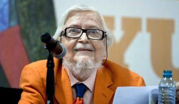 Fernando del Paso murió a los 83 años