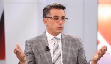 Filtran supuesto audio de Sergio Mayer insultando a su equipo de trabajo