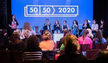 Firmanla Carta de Inclusión y Paridad en el Foro de Cine y Perspectiva de Género