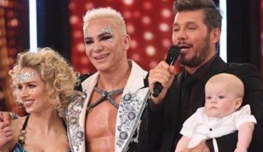 Flavio Mendoza presentó a su hijo Dionisio antes de hacer oficial su renuncia al Bailando 2018