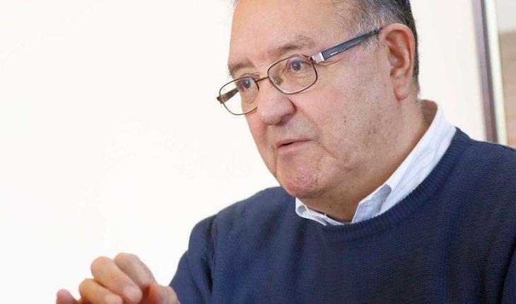 """Francisco Huenchumilla: """"Ningún intendente va a resolver el problema de La Araucanía"""""""