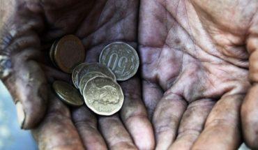 Fundación Sol: pobreza se dispara sin subsidios estatales y alcanzaría a 5,2 millones de chilenos
