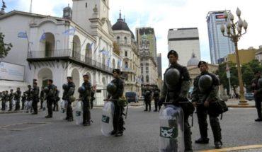G20: El gobierno se reunió con las organizaciones que van a protestar