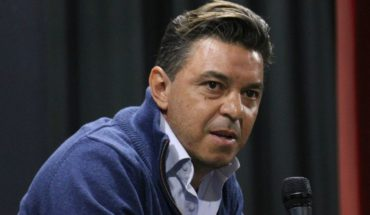 "Gallardo: ""No tengo dudas que la final de la Copa Libertadores se va a jugar"""