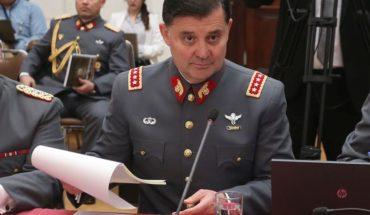 General Martínez dijo que venta de armas fue denunciada a Fiscalía Militar y se indaga a 5 suboficiales