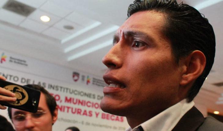 Gobierno de Michoacán, no ha dado respaldo a Nahuatzen por violencia, denuncia edil