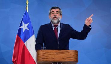 Gobierno descartó renuncia de Mayol y entregó cifras de violencia en la macrozona sur
