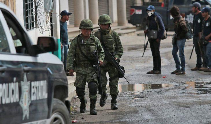 Guardia Nacional no garantiza pacificación, señalan
