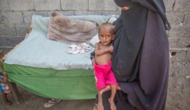 Guerra en Yemen: 85.000 niños han muerto por desnutrición