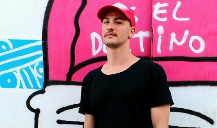 """Guille Pachelo, el rey del street art: """"Que el lunfardo se conozca en el mundo"""""""