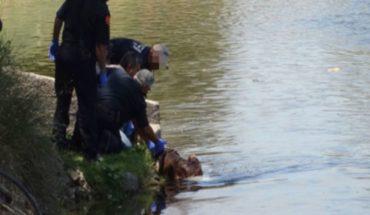 Hallan cadáver de mujer en aguas negras de Coyotepec