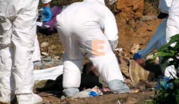 Hallan cadáver macheteado y encobijado en Tiripetío, Michoacán