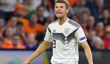 Histórico: Alemania fue condenado a la B y cierra el peor año de su historia