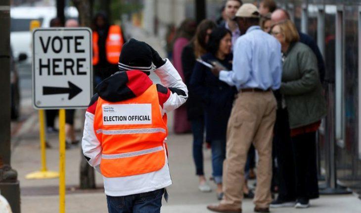 Hoy se realizan las elecciones de mitad de mandato en EE.UU.