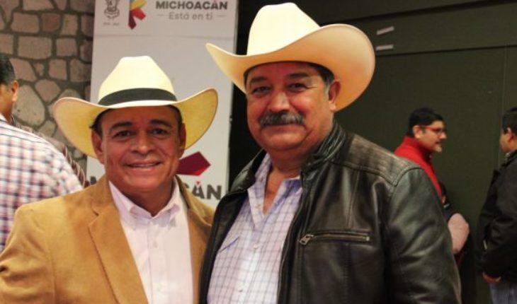 Impulsaré el desarrollo del campo michoacano: Salvador Arvízu