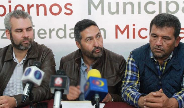 Inauguran Casa de Coordinación de Alcaldes de Morena y PT