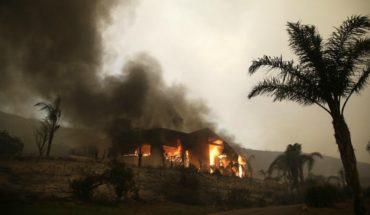 Incendios en el norte de California han dejado nueve muertos y una ciudad destruida