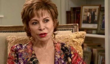 """Isabel Allende: """"Publicábamos sobre aborto, infidelidad, drogas, y mi abuelo estaba horrorizado de que alguien de su sangre escribiera esas cosas"""""""