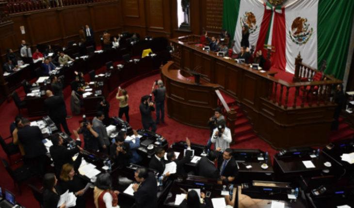 JUCOPO condena enérgicamente hechos violentos registrados en el recinto Legislativo