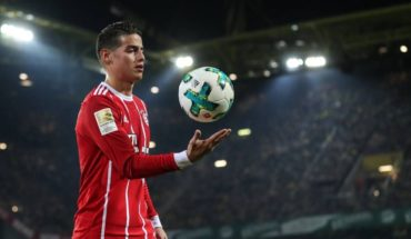 James Rodríguez, entre los 10 mejores jugadores del mundo