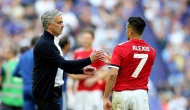 José Mourinho aclaró que no citó a Alexis Sánchez por decisión técnica