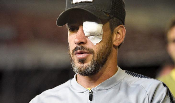 """Jugador de Boca lesionado tras apedreo al bus: """"Imagínate si le damos la vuelta en su cancha, me matan"""""""