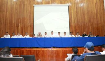 Lázaro Cárdenas, con los índices delictivos más bajos del estado, asegura GCM