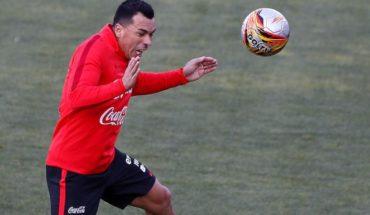 La Roja: Johnny Herrera y Esteban Paredes volvieron a la nómina