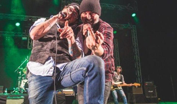 La Vela Puerca destiló rock en Club Ciudad frente a cientos de fanáticos
