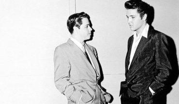 La historia detrás de esta foto de Lucho Gatica y Elvis Presley