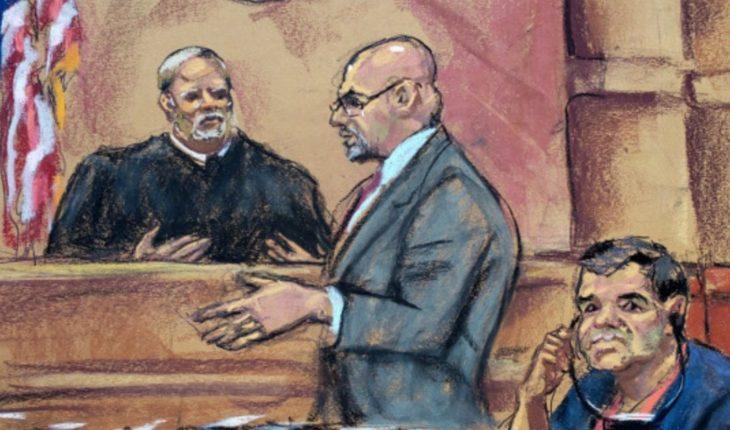 La millonaria cifra que costará el juicio del Chapo