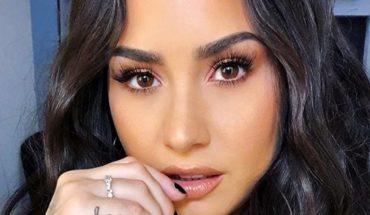 La primera foto de Demi Lovato tras su sobredosis