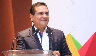 La violencia no regresará a la vida de comunidades: Silvano Aureoles