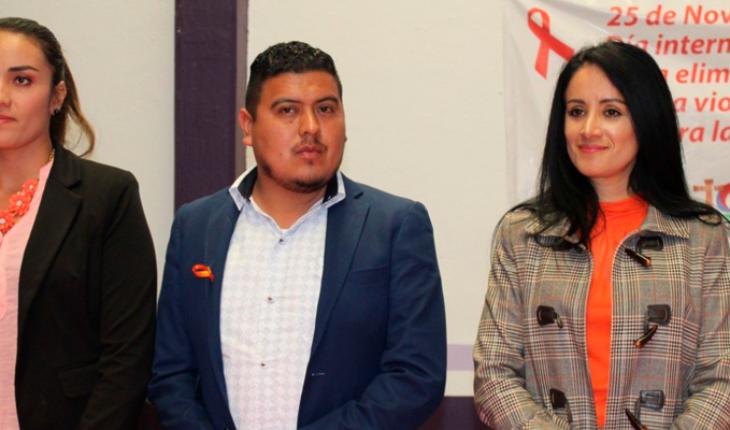 Llama diputada Lucila Martínez a evitar cualquier tipo de violencia contra las mujeres y las niñas