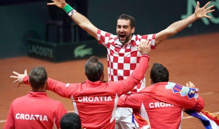 Los éxitos de Croacia, la pequeña potencia deportiva del mundo